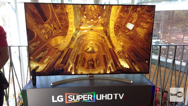 LG Super Ultra HD 4K 2016