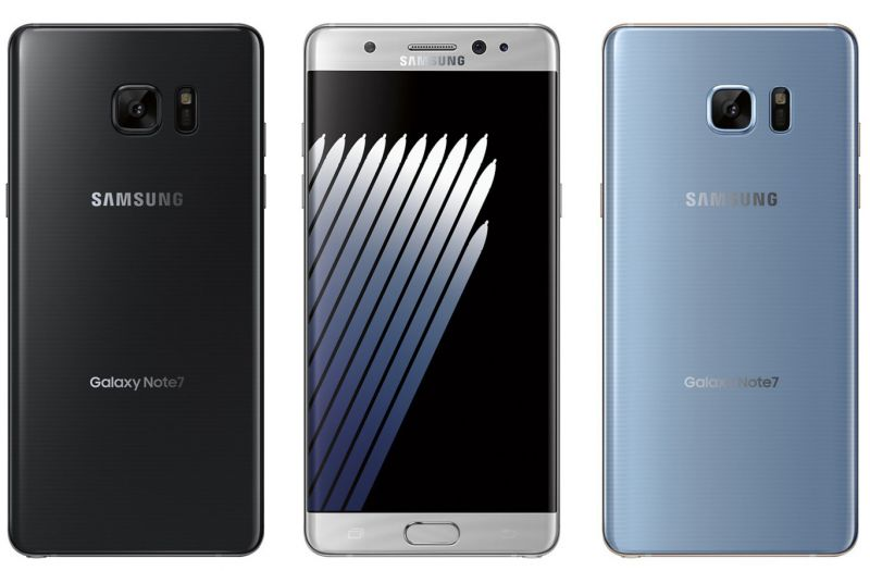Samsung Galaxy Note 7 Final Render Leak