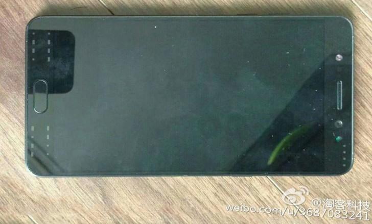 Samsung Galaxy Note 7 leak