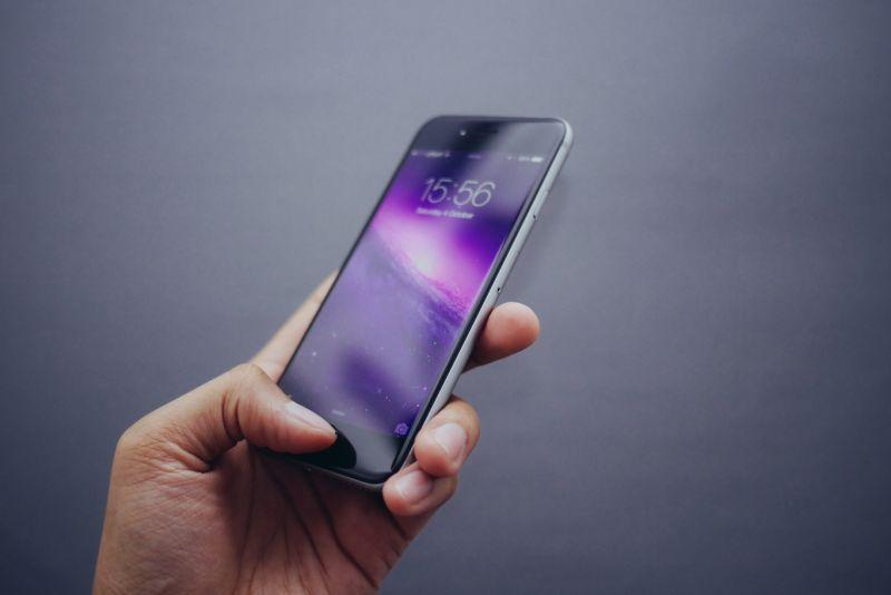 desbloqueio smartphone