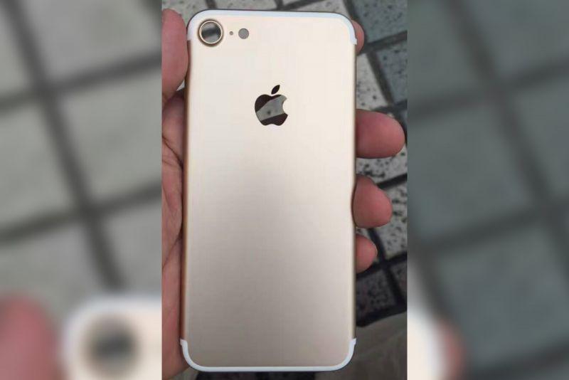 iPhone 7 Camera