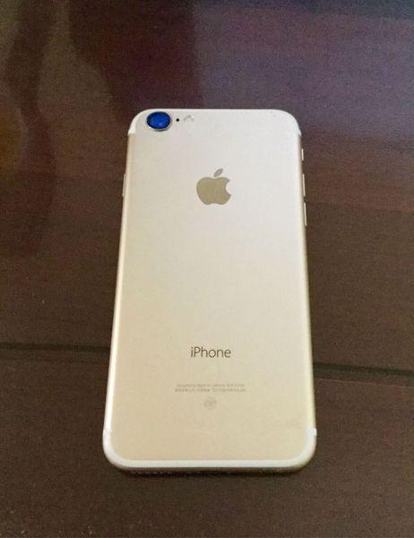 iPhone 7 carcaça traseira