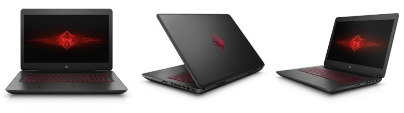HP Omen Notebook 03