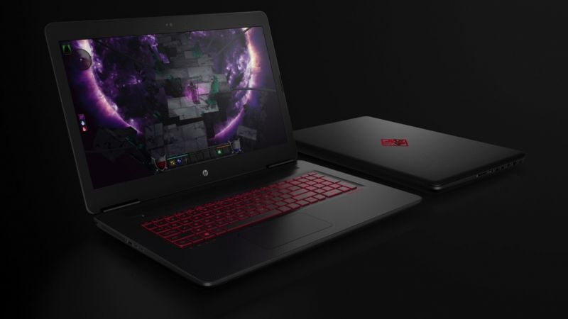 HP Omen Notebook
