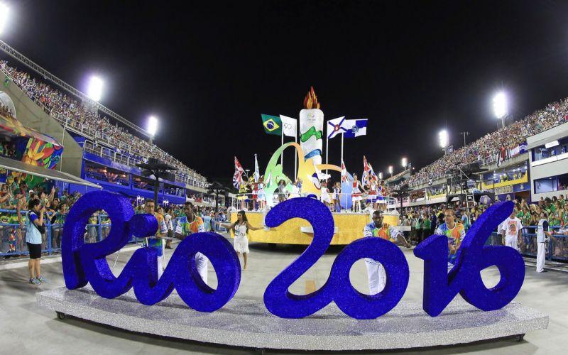 Heliograf Rio 2016