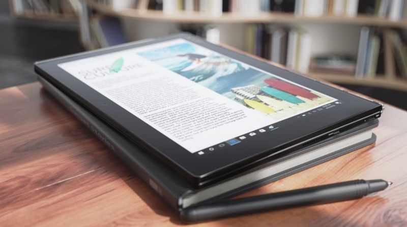 Lenovo Yoga Book 02