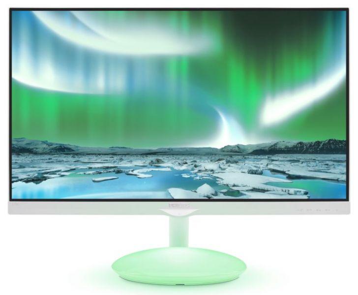 Monitor Philips Moda Ambiglow_green_2