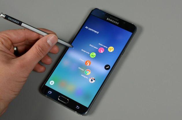 Samsung Galaxy Note 7 Snapdragon 820 vs Exynos 8890