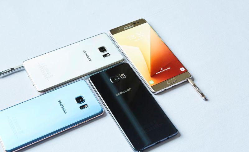 Samsung Galaxy Note 7 final