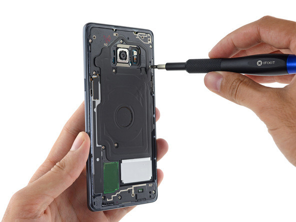 Samsung Galaxy Note 7 iFixit