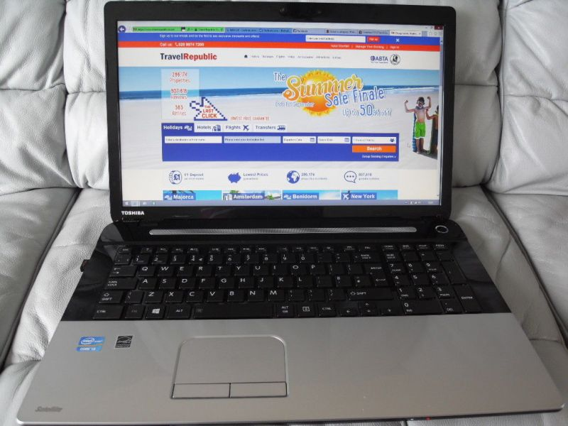 Toshiba SATELLITE C75-A-156