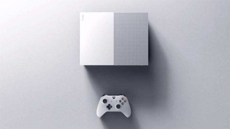 Xbox One S Branco