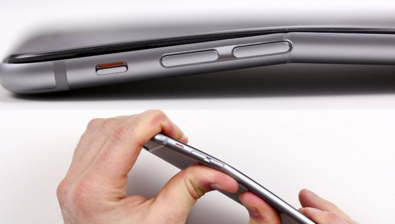 iphone 6 bendgate teaser