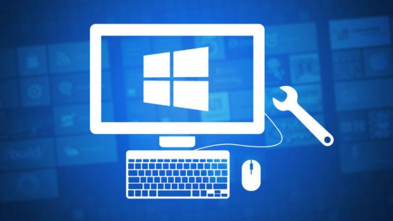 manutenção windows 10 anniversary update
