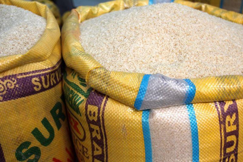 saco de arroz