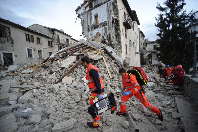 terremoto na italia