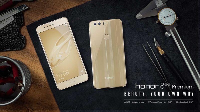 Honor 8 Premium
