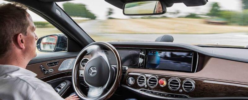 carro autonomo