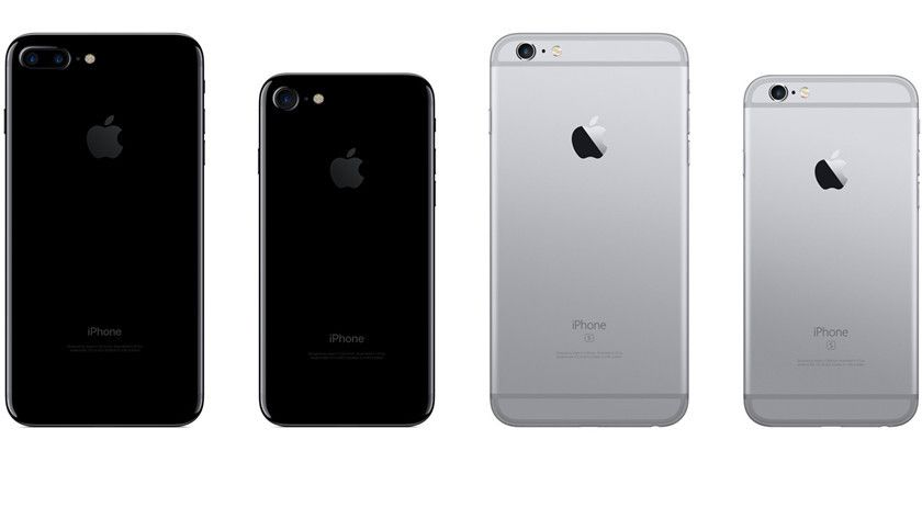 iphone7vsiphone6s