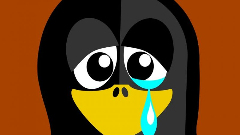 sad-linux