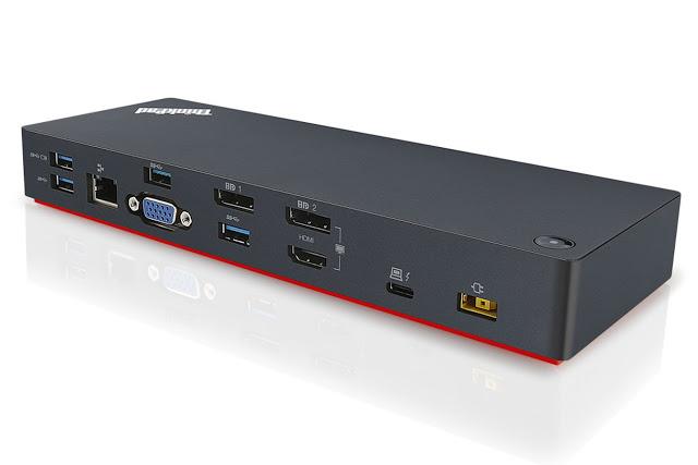 Lenovo ThinkPad Thunderbolt 3 Dock