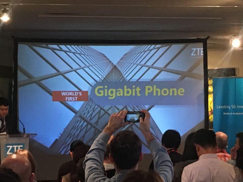 gigabit phone