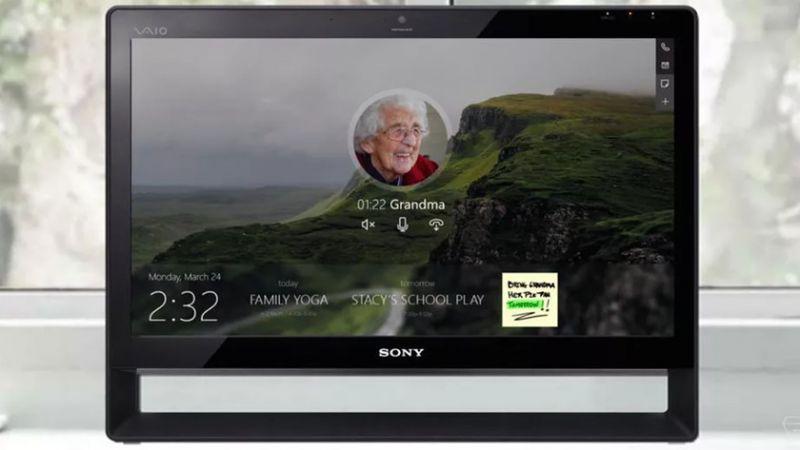 HomeHub para Windows 10