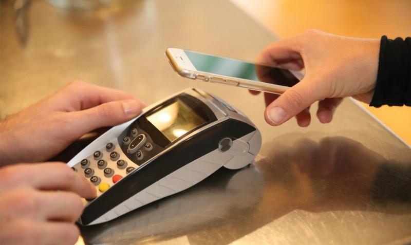 pagamento via smartphone