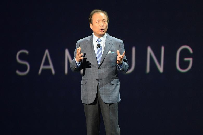 Samsung jerry chen