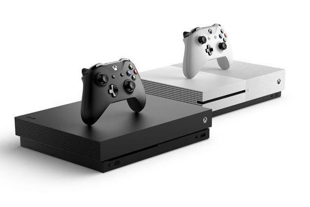 Xbox One, Xbox One S ou Xbox One X