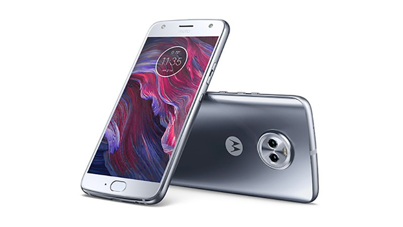 Moto X4 com Android One