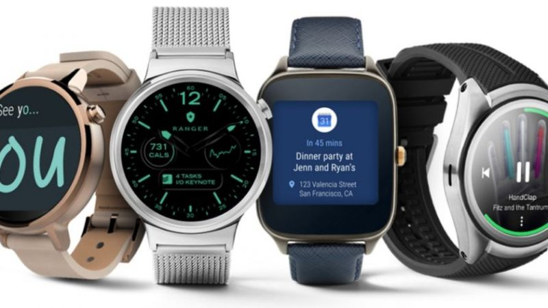Android Wear O