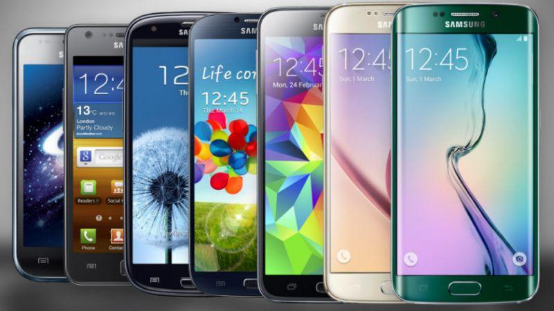 armazenamento smartphones